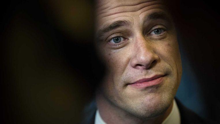 PvdA-leider Diederik Samsom Beeld anp