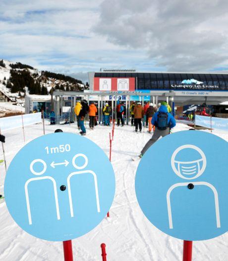 Le pass sanitaire ne sera pas exigé pour aller skier en Suisse cet hiver