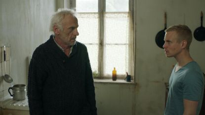 """Plots sprak ik met Nastassja Kinski. Fantastisch!"""