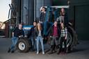 Jongeren uit Espelo schitterden in documentaire Brommers Kieken op Tweede Paasdag.