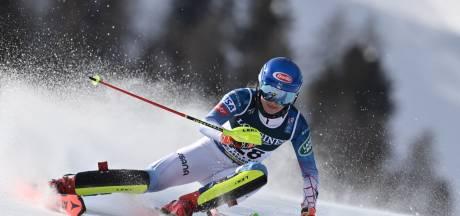 Mikaela Shiffrin schrijft in Cortina geschiedenis met zesde wereldtitel