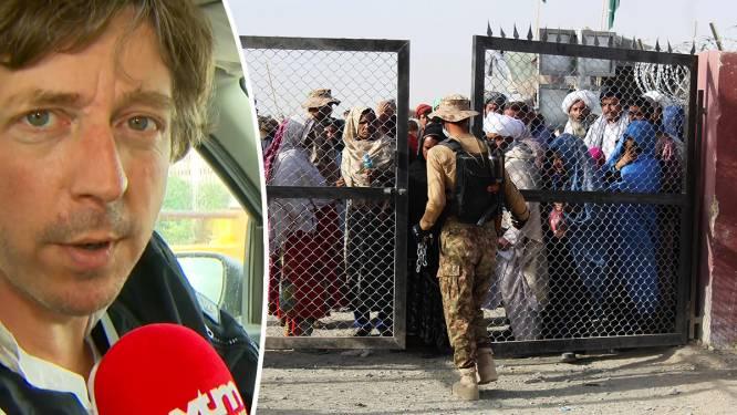 """Robin Ramaekers vanuit Islamabad: """"Pakistan kijkt met argusogen naar de situatie in Afghanistan"""""""