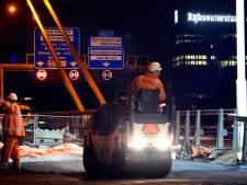 Wekenlang fileleed bij Galecopperbrug (A12) heeft transportsector miljoenen euro's gekost