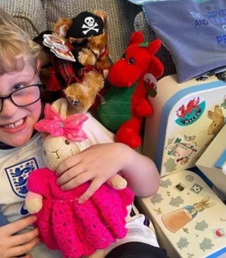 Ethan, 7 ans, a perdu son doudou en vacances: grâce à une idée géniale, il a retrouvé le sourire