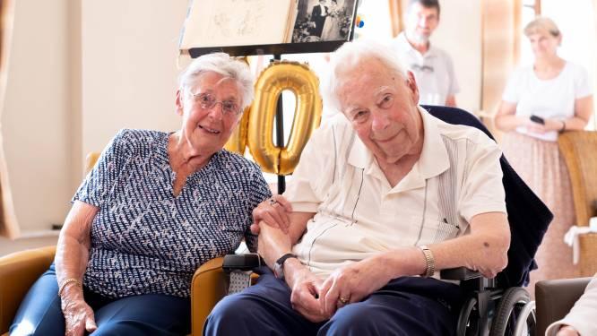 """Jacques en Andrée klinken op platina bruiloft: """"We hebben geprofiteerd van het leven"""""""