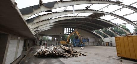Laatste spanten van Doetinchemse Houtkamphal zijn onlangs vernietigd