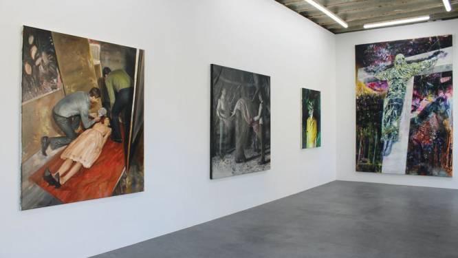 Internationaal geprezen Roemeens schilder Remus Grecu exposeert in Kortrijk