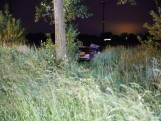 Automobilist verongelukt op A2, voertuig komt tientallen meters verderop tot stilstand