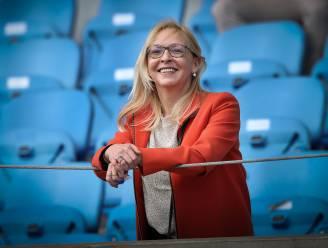 """KRC Genk Ladies-voorzitter Jacqueline Mahieux wil een mooi verhaal schrijven met haar club: """"Over twee jaar meestrijden met de top drie"""""""