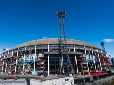 Feyenoord dient zienswijze in op 'eigen' stadionplan: 'Kuip moet voor ons beschikbaar blijven'