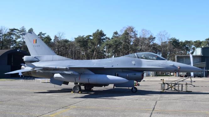 Belgische F-16's kunnen komende 3 jaar ingezet worden in snelle reactiekracht van de NAVO