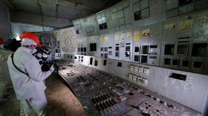 Beruchte controlekamer van Tsjernobyl geopend voor toeristen: maximum 5 minuten welkom