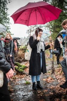 Overleden Gerda krijgt een heel bos in Park Sonsbeek
