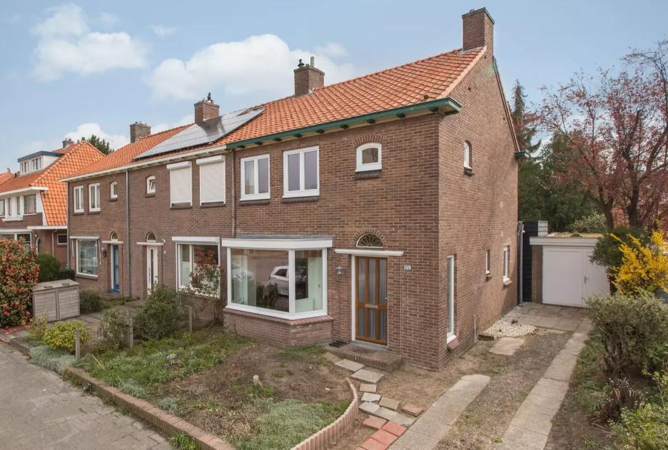 Het Kopen zonder Kijken-huis in Nijmegen.