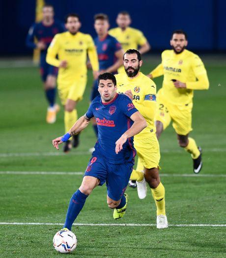Atlético doet goede zaken in aanloop naar derby tegen Real Madrid