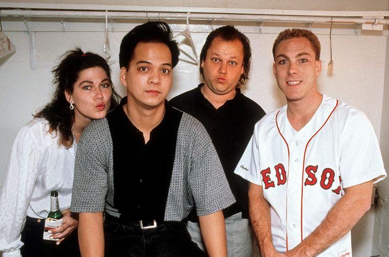 'Where Is My Mind' van Pixies (1988). Beeld rv