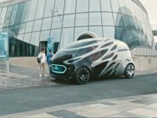 Openbaar vervoer wordt overbodig, denkt Mercedes-Benz