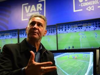 """Zuid-Amerikaanse voetbalfederatie heeft een voorstel: """"Zet speeltijd stil bij raadpleging VAR en geef beide teams mogelijkheid om aanvragen beelden"""""""