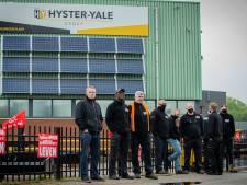 De zoveelste wilde staking: de emmer is mudvol bij Hyster-Yale én andere metaalbedrijven