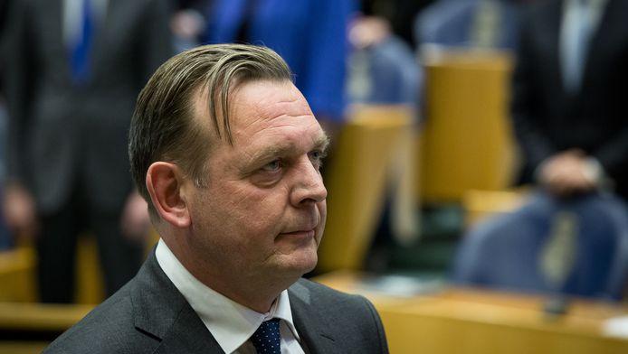 Reinier van Zutphen werd in maart van dit jaar beëdigd als de nieuwe Nationale Ombudsman tijdens het vragenuur in de Tweede Kamer.