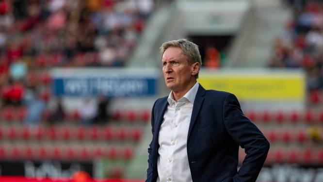 Francky Dury garde son poste d'entraîneur de Zulte Waregem