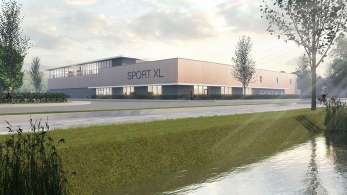 Een impressie van Sport XL.