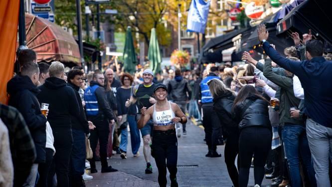Eindelijk los op marathon-feest als vanouds in Eindhoven: 'Dit is Holland op zijn best'