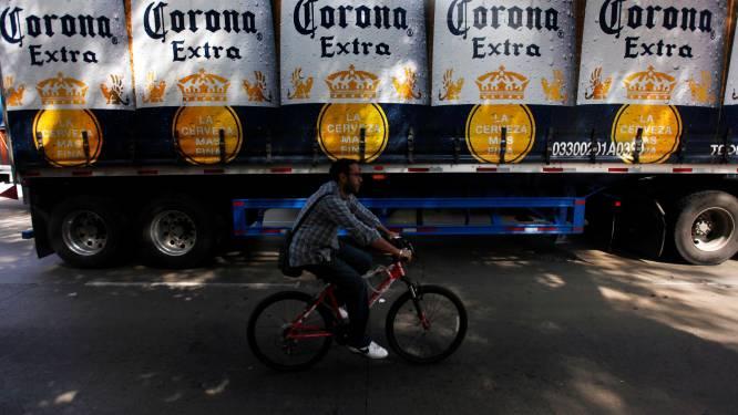 Mexico stopt tijdelijk met brouwen Corona-bier