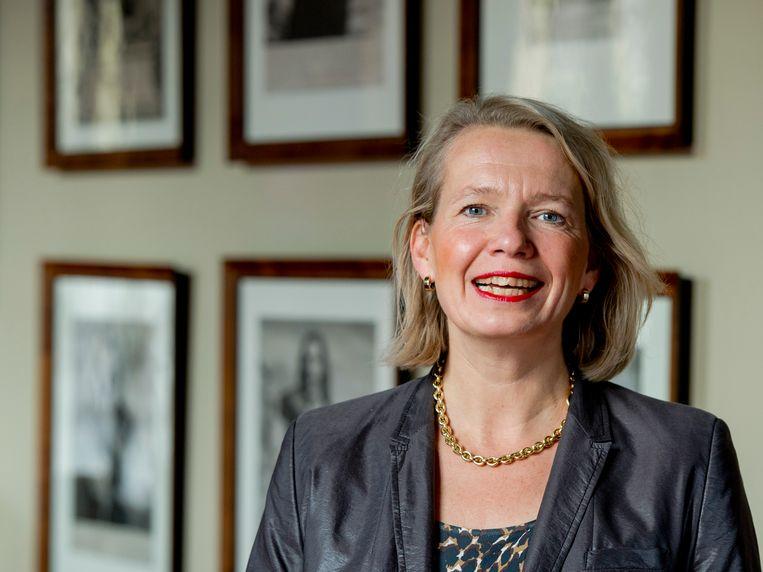 VVD Eerste-Kamerlid Anne-Wil Duthler.  Beeld ANP