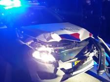 Gestolen voertuig wordt na achtervolging door politie van de weg gereden bij Borne