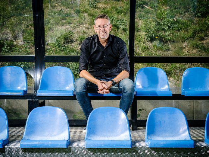 Jan Dirk van der Zee, directeur amateurvoetbal.