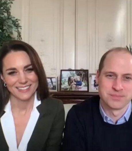 """""""C'est vraiment important"""": le prince William et Kate encouragent à la vaccination"""