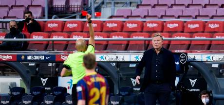 FC Barcelona stapt naar de rechter en wil Koeman vrijpleiten