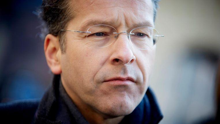 Minister van Financiën Jeroen Dijsselbloem: