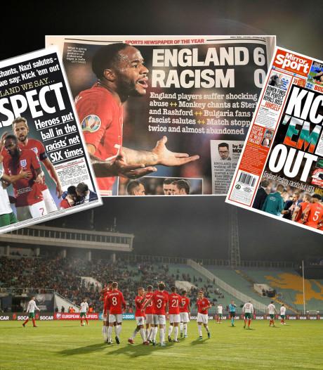 Engelse media: 'Het stadion in Sofia veranderde in een bron van gif'
