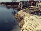 Unieke kleurenfoto's van de Watersnood 1953