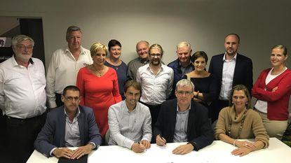 KOEKELARE: Sp.a haalt Open Vld erbij en begint aan vijfde ambtstermijn