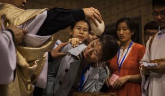 Het Vaticaan doet een stevige concessie en erkent door China benoemde bisschoppen