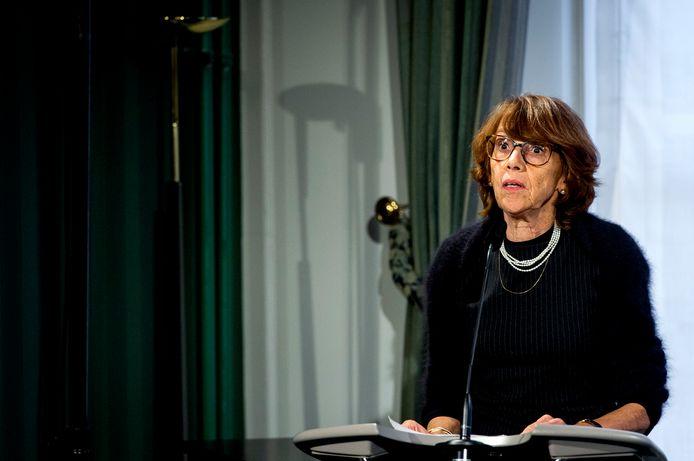 Hoogleraar en oud-voorzitter van de Raad voor de Volksgezondheid Pauline Meurs