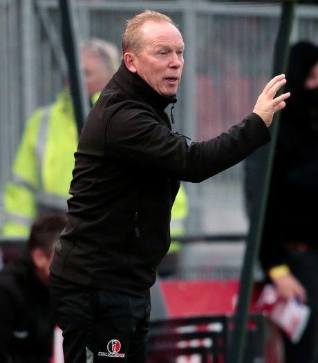 Boessen tegen FC Den Bosch weer terug op de bank bij Helmond Sport: 'Het rendement moet omhoog'