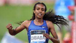 Beste wereldjaarprestaties voor Ethiopiërs Dibaba (1.500m) en Wale (3.000m steeple) in Rabat