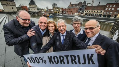 Verrassing: Dirk Dupont trekt lijst Vooruit