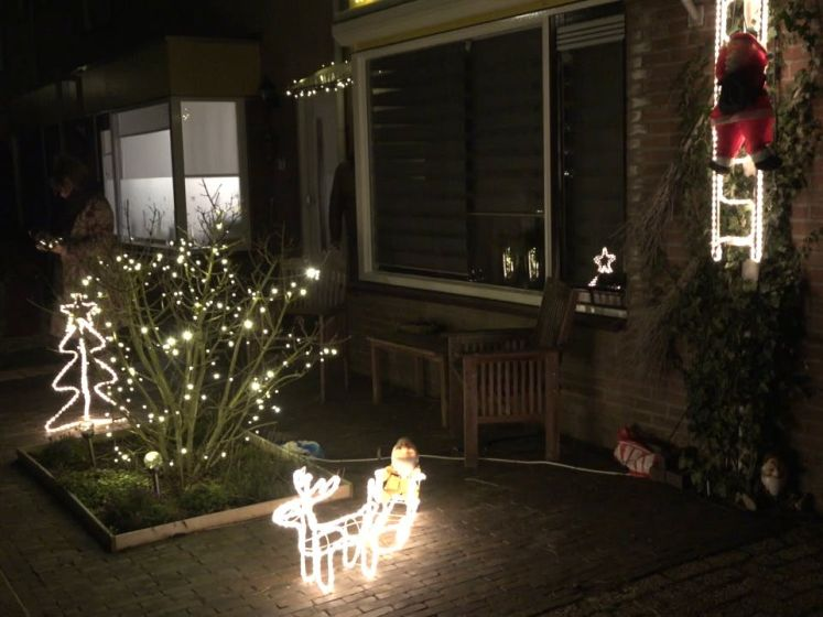Corrinda uit Goes roept op: versier je huis en je tuin!