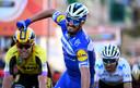 Julian van Deceuninck - Quick Step wint in Milaan-San Remo de sprint van een elitegroep.