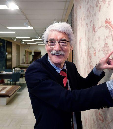 Tapijtenzaak Van Gils-De Wit stopt na 47 jaar: 'Een Perzisch tapijt is kunst, dat is emotie'
