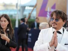 Johnny Depp rend hommage à sa fille et à Vanessa Paradis à Deauville