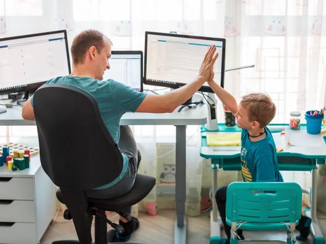 Dubbel verlof en een babybonus: dit is de beste werkgever voor ouders