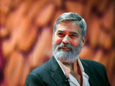 George Clooney vient en aide aux sinistrés en Italie