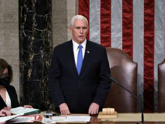 """""""Pence wil inauguratie Biden bijwonen"""""""
