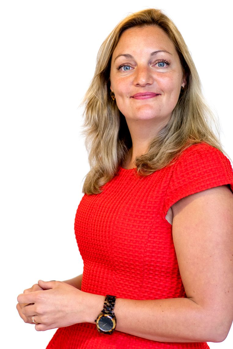 Kamerlid Sandra Beckerman Beeld ANP